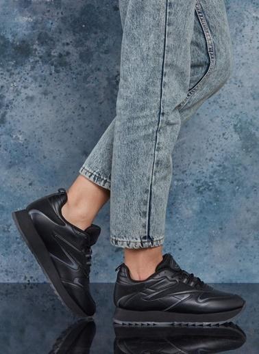Dark Seer Ds3.5208K Sneaker 2021 Kadın Siyah
